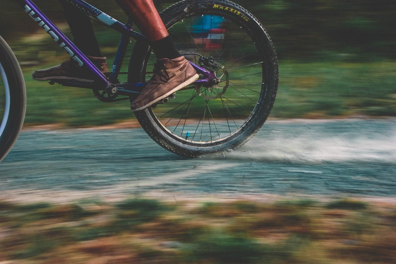 Fahrrad und Sport