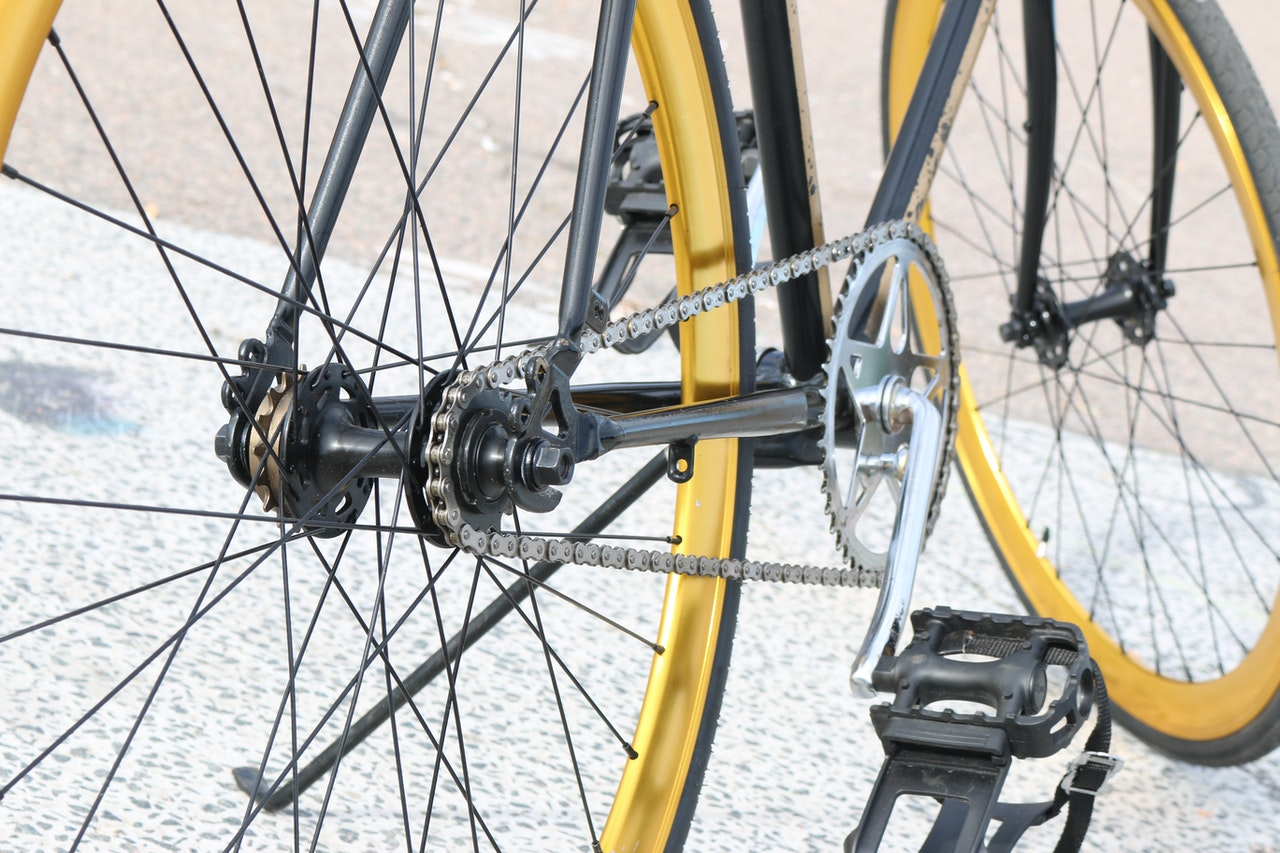 Der Service beim Fahrrad