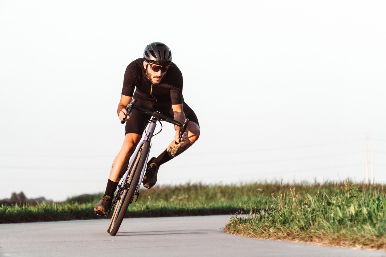 Hochwertige Biker-Leggings und -Shorts für Damen